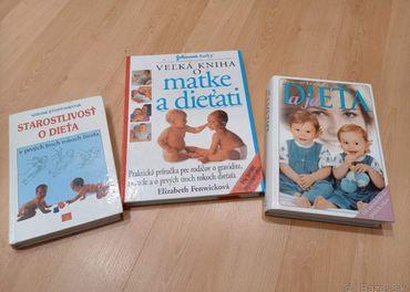 Knihy Starostlivost o dieta