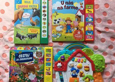 Detske zvukove knihy