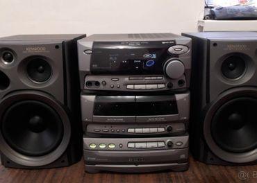 KENWOOD RXD-700.....HIFI SYSTEM  2x100W.....