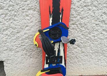 Predám detský snowboard