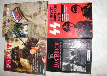Predam knihy z vojnovov tematikov