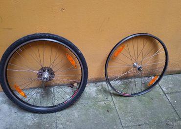 Kolesá 26 na horský bicykel