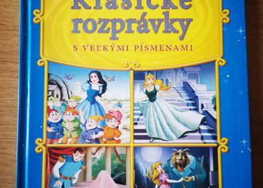 Rozprávkové knihy pre deti