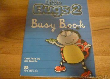 Little Bugs 2  Busy book (macmillan)