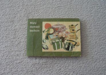 Malý domáci lexikón 1987