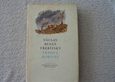 Trnová koruna,Václav Beneš Třebízský 1984