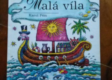 Retro detske knihy / Mala vila