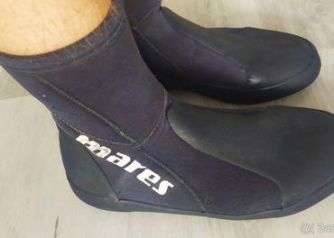Mares topanky / boty velkost 8