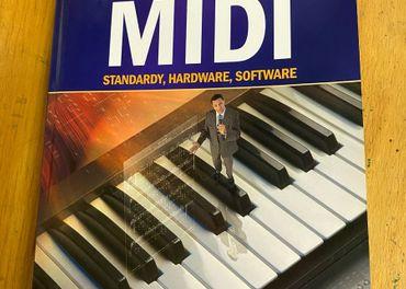 Velká kniha MIDI