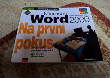 WORD 2000 NA PRVNI POKUS