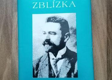 Kniha Kukučín z blízka
