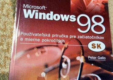 WINDOWS 98 pouzivatelska prirucka