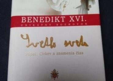 Svetlo sveta - Pápež,Cirkev znamenia čias Benedikt 16