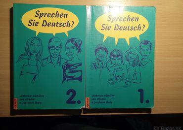 Sprechen Sie Deutsch 1. a 2. časť
