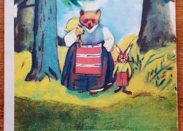 Rozprávky z lesa, Ran Bosilek
