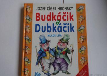 BUDKáčIK A DUBKáčIK - J.C. Hronský