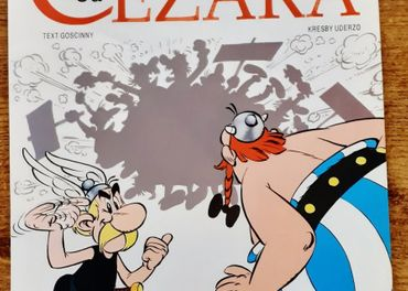 Asterixove dobrodružstvá, Darček od Cézara