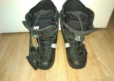 Predám čižmy na snowboard Northwave SL FREEDOM veľ.40,5