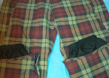 Snovboardové nohavice zn. BURTON
