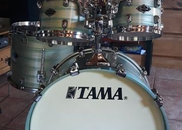 Tama Starclassic / birch+bubinga, Ltd. Edition