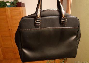 Predám koženú tašku DICOTA pre notebook- Nová, nepoužitá
