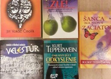 knihy pre dospelych- mix