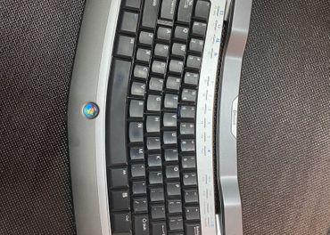 Microsoft bezdratova klavesnica