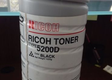 predam original tonery do tlaciarni OKI a Ricoh