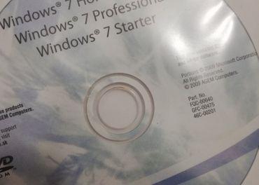 Microsoft Windows 7 Home Premium/Professional/Starter