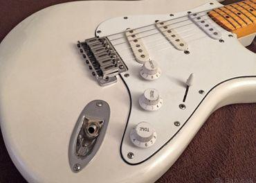 Predám elektrickú gitaru Stratocaster Fenix