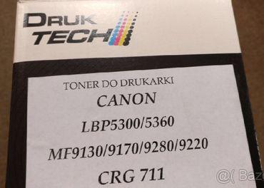 Toner do tlačiarní Canon - CRG 711
