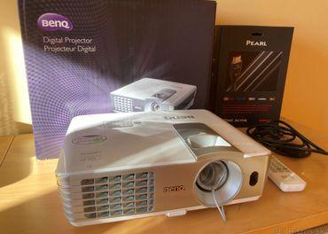 Predám použitý 3D projektor Benq W1070
