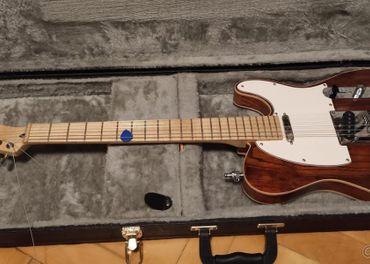 telecaster  od  MMG CUSTOM guitars