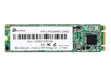 LincPlus 256GB M.2  SATA SSD 3D NAND pre  notebook