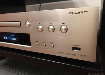 Onkyo C7070 CD prehrávač