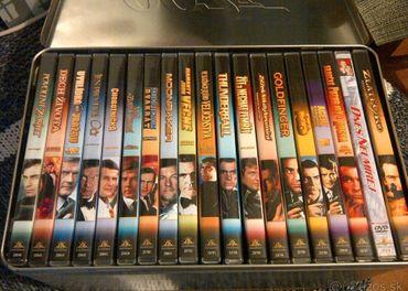 James Bond seria 20 filmov