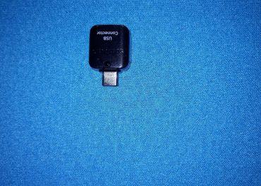 Redukcia samsung čierna z usb c otg na usb kabel 2.0 alebo u