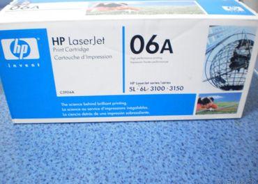 HP tonery
