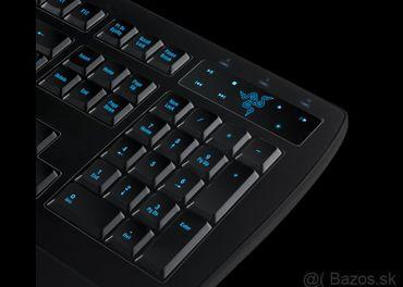 Razer Lycosa Gaming Keyboard, verzia Mirror