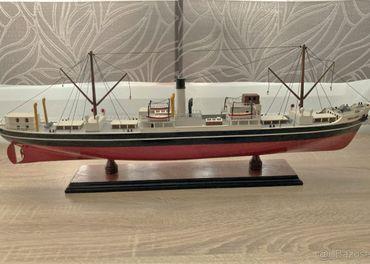 Darček pre potápača model lode Thistleghorm