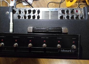 Tech 21, Boss, TC Electronic, DiMarzio, Mooer, Roland