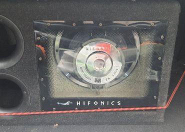 Subwoofer Hifonics 1200 W