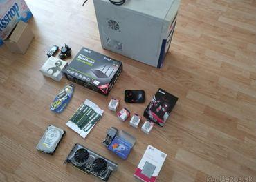 predam viac PC veci dokopy