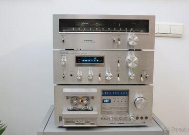 predám PIONEER BLU-LINE TX608--TA608 - CT-F900