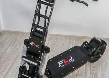 Electric scooter FLJ K6 13 6000W