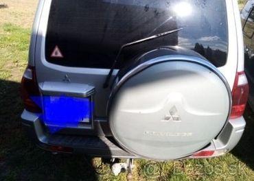 Predám Mitsubishi Pajero 3.2