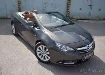 Opel Cascada Cosmo 2.0CDTI AT6 165k kabriolet 06/2014