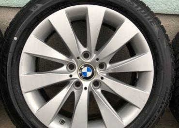 BMW R17 3 rada zimná sada F30,F31-Bridgestone 225/50 RunFlat