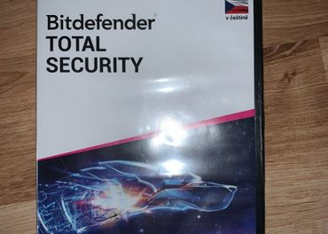 Bitdefender Total Security - antivírus