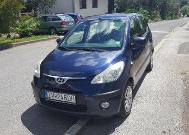Predám Hyundai i10 1,1 12V